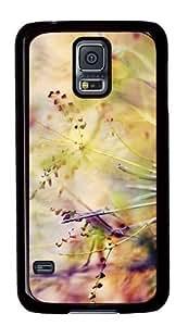 Branches Macro Custom Samsung Galaxy S5/Samsung S5 Case Cover Polycarbonate Black
