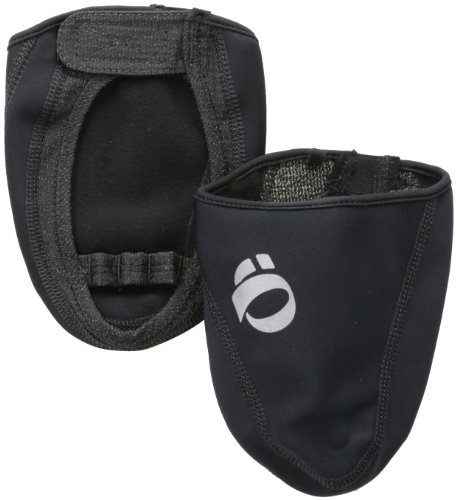 Pearl Izumi Men's Pro Thermal Toe Cover, Small/Medium, Black from Pearl iZUMi