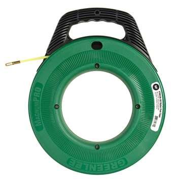 Greenlee FTN536-50 MagnumPro Nylon Fish Tape with Case 3/16