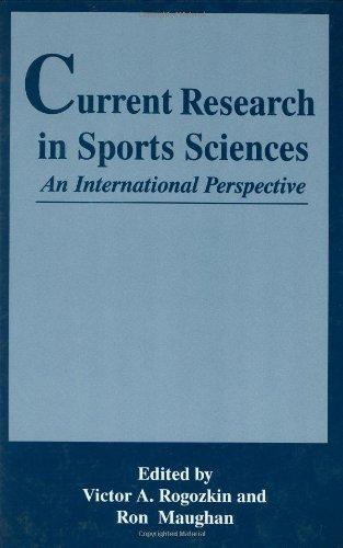 Current Research in Sports Sciences (Advances in Experimental Medicine & Biology (Springer)) Pdf