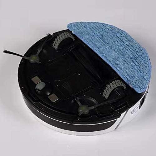 DWDADYYY Robot aspirateur Intelligent vadrouille 1500Pa Aspiration Auto-Charge APP télécommande Robot aspirateur