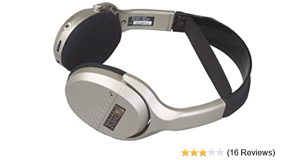 Amazon Audiovox Advent AW720 Wireless 900 MHz Headphones Discontinued By Manufacturer Home Audio Theater