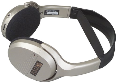Audiovox Advent AW720 Wireless 900 MHz Headphones (Discontinued by Manufacturer)