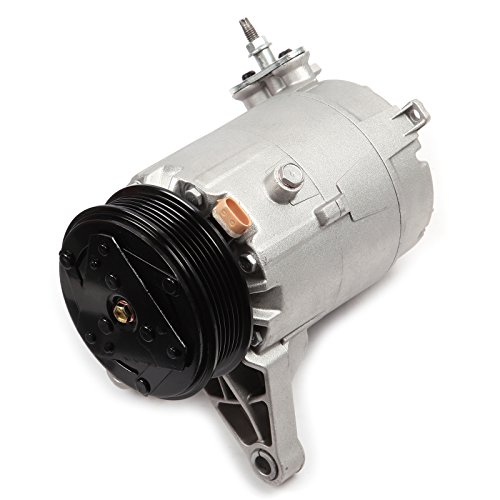 ECCPP AC Compressor and A/C Clutch Replacement for CO 21471LC Automotive Replacement Compressor Assembly for 2006-2011 Impala / 2006 Malibu