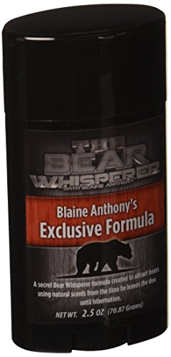 Conquest Scents Blaine Anthony's Bear Whisperer Attractant, 2.5-Ounce