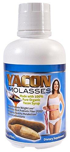 700465747662 Upc Yacon Molasses 100 Organic Yacon Sirup 1