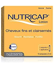 NUTRICAP Lotion for Fine & Thinning Hair, 10 Doses