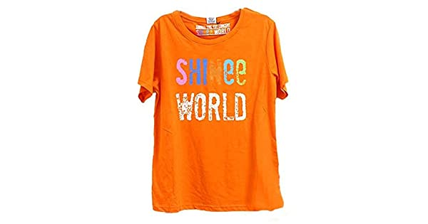 Amazon.com: coreano Kpop de banda Shinee mundo logotipo de ...