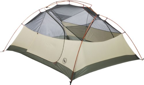 Big Agnes Jack Rabbit SL 3 Person Tent, Outdoor Stuffs