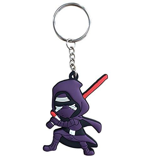 Star Wars Kylo Ren 3D Key Chain