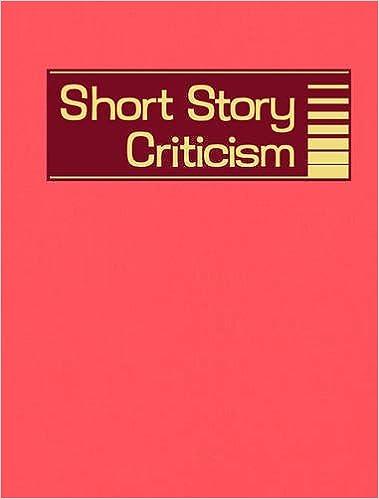 Short Story Criticism: 69