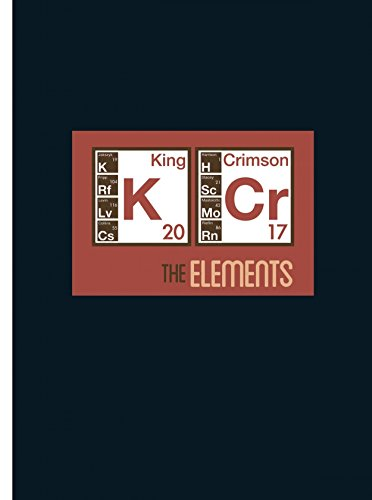The Elements Of King Crimson - Tourb Ox 2017