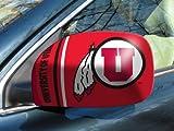 Fan Gear Fanmats University of Utah Small Mirror Cover Size=5.5''x8'' NCAA-12076