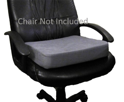 pad for office home sitting driving comfort gray by dreamsweet