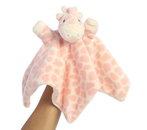 ebba Gigi Giraffe Blankee Plush, Pink (Gigi Giraffe)