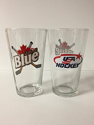 labatt-blue-usa-hockey-16oz-beer-pint-glass-2-pk