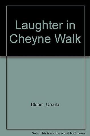 book cover of Laughter in Cheyne Walk
