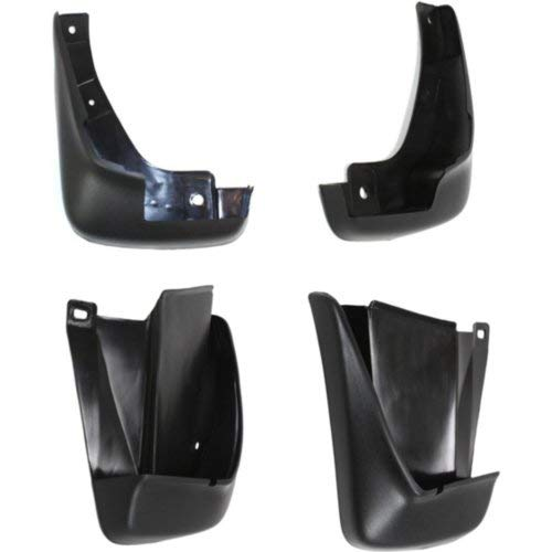 2003 honda civic splash guard - 4