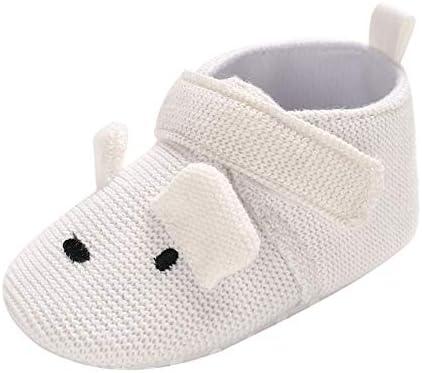 LILICAT❋ Moda Bebé Hombre y Mujer bebé Punto animalito de Dibujos Animados con Fondo Blando Zapatos para niños pequeños Hebilla Zapatos Bebé Recién Nacido ...