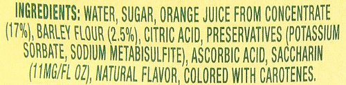 Robinson's Orange Barley Water, 28.7-Ounce (Pack of 4) by Robinsons (Image #3)