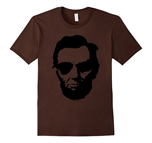 mens-cool-abraham-lincoln-wearing-aviator-sunglasses-large-brown