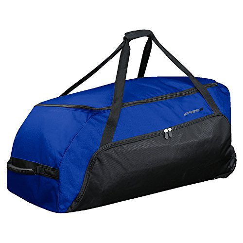 (CHAMPRO Jumbo All-Purpose Bag On Wheels - 36