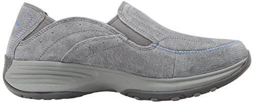 Skechers Interestelar Slip-on del holgazán Charcoal