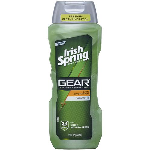 The smell of Irish Spring soap is pretty recognizable. We've all used it at some point or another in our lives. Most of us probably have a bar hanging around the house somewhere for some reason.