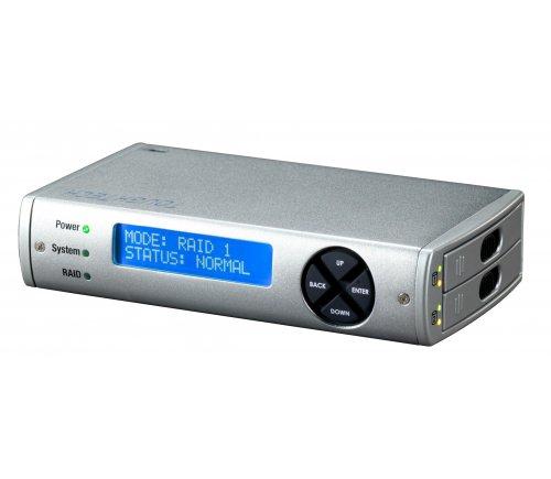 CRU DataPort TT Duo 3SR 2x1TB/7200RPM FD