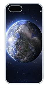 iPhone 5S Cases & Covers -Space 19 Custom PC Hard Case Cover for iPhone 5/5S ¨C White