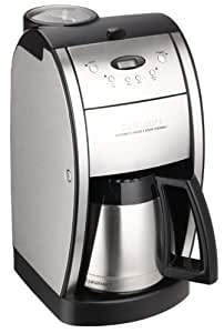 Cuisinart Coffee Maker With Grinder Leaking : Amazon.com: Cuisinart DGB-600BC Grind & Brew, Brushed Chrome: Drip Coffeemakers: Kitchen & Dining