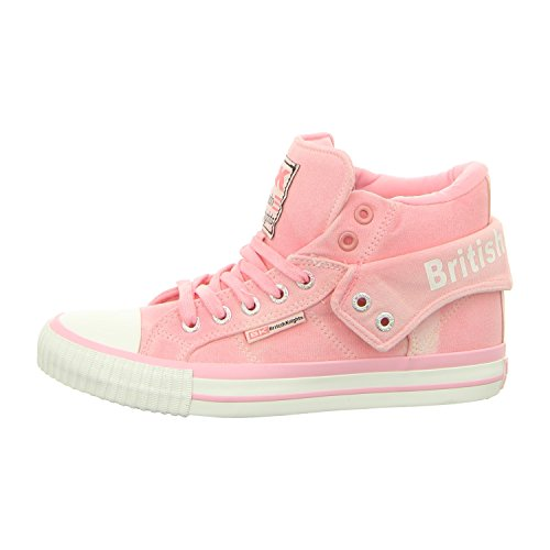 British Knights ROCO Women's HIGH-TOP Sneaker Pink