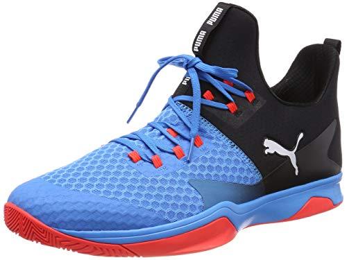 3 Scarpe Puma Xt Blu Azur Blast red bleu – Adulto Da Calcetto puma Rise Black Indoor Unisex qqFEwp