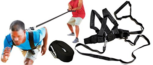 (OSG Soccer Training Exercises Power Speed Agility Shoulder Resistance Harness)