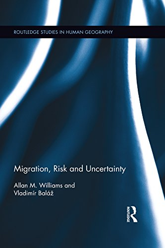Download Migration, Risk and Uncertainty (Routledge Studies in Human Geography) Pdf