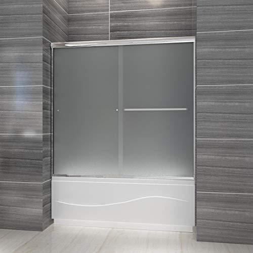 Top Bathtub Sliding Doors