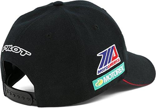 Pilot Motosport Yoshimura Suzuki Factory Racing Team Hat - Import It All 9301d93f0cc