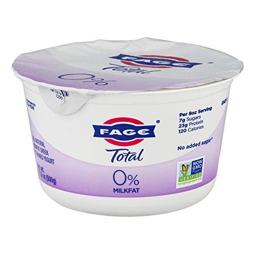 FAGE TOTAL, 0% Plain Greek Yogurt, 17.6 oz