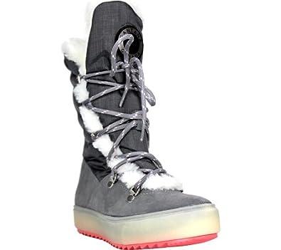 Amazon.com | Santana Canada Women\'s Montreaux Tall Pull On Boot ...
