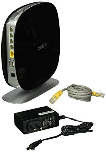 Belkin  AC 1800 DB Wi-Fi Dual-Band AC+ Gigabit Router (F9K1118)