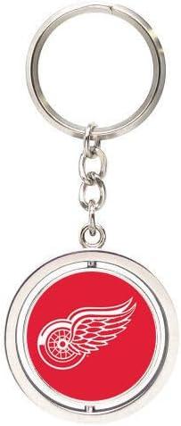 Aminco Ncaa Detroit Red Wings Nhl Sk 741 23 Drehbarer Schlüsselanhänger Einheitsgröße Mehrfarbig Sport Freizeit