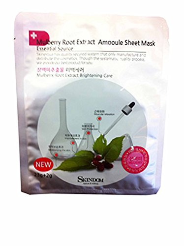 4-mask-sheets-of-mulberry-root-extract-ampoule-sheet-mask-mulberry-root-extract-brightening-care-moi