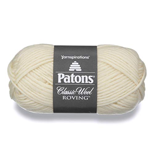 Patons Classic Wool Unplied Yarn Aran