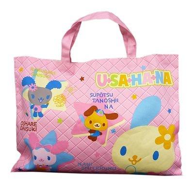 SANRIO Usahana Lesson Bag / MS81200US (9)