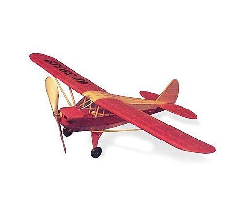Free Flight Model - Piper Cub Coup,17.5