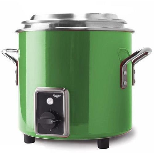 Vollrath 7217235 11 Quart Green Finish Stock Pot Kettle R...