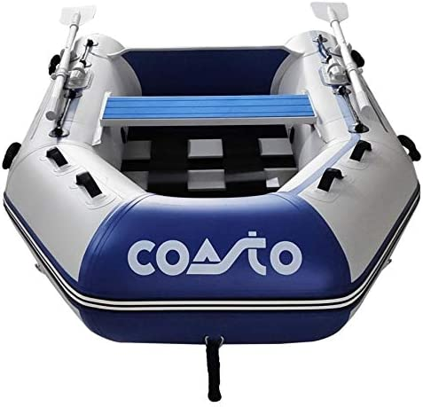 Motorboat,Rowing Boat,200cm COASTO Rubber Dinghy With Lattenboden,Dinghy,Dinghy