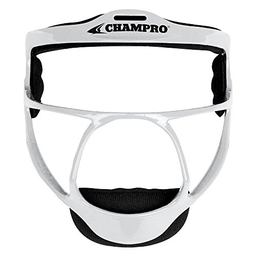 (CHAMPRO Rampage Softball Fielder's Facemask)