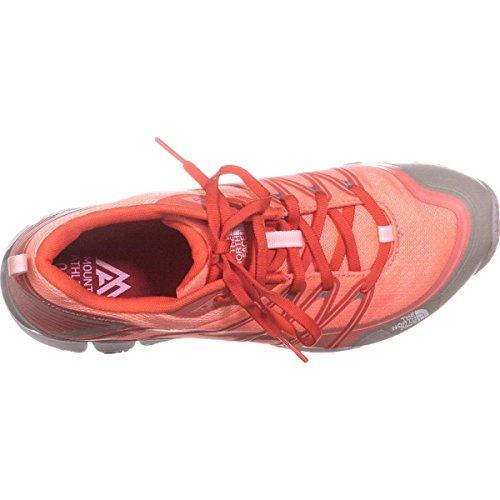 Femme Litewave Ampere Peach Sport NORTH Chaussures Neon W Orange Tropical de FACE Coral THE Tw8q1I