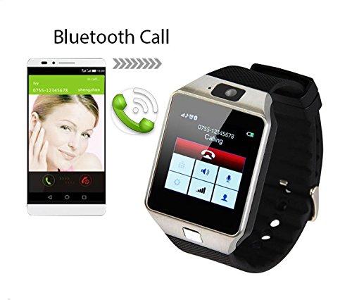 667421d3e32f23 ... Piqancy DZ09 Smart Watch Bluetooth V3.0 Support SIM Card, SD Card with  Camera ...